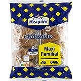 Pasquier Croissants au levain - Le lot de 2 paquets de 320g