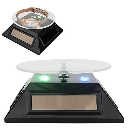 DAUERHAFT Plattenspieler-Displayständer Displayständer für einfache Bedienung und Elegante, warme Atmosphäre