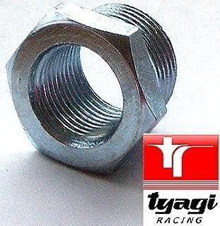 Tyagi Racing Gewinde Konverter M22 X 1 5 Auf M18 X 1 5 Adapter Auto