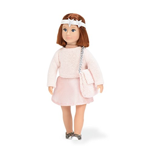 Lori LO31021Z London Fashion Puppe, 15 cm
