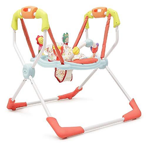 Hopser mit Spielcenter und Musik Baby Jumper Activity Center X-factor (Grün)
