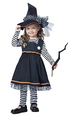 California Costumes Girls Crafty Little Witch Toddler Costume - http://coolthings.us