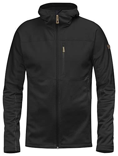 Fjallraven Abisko Trail Fleece M Jacket Mens, Black, L