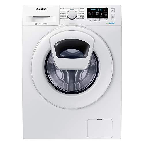 Samsung WW90K5410WW/ET Lavatrice AddWashTM (9 kg, 1400 rpm) [Classe di efficienza energetica A+++(-40%)]