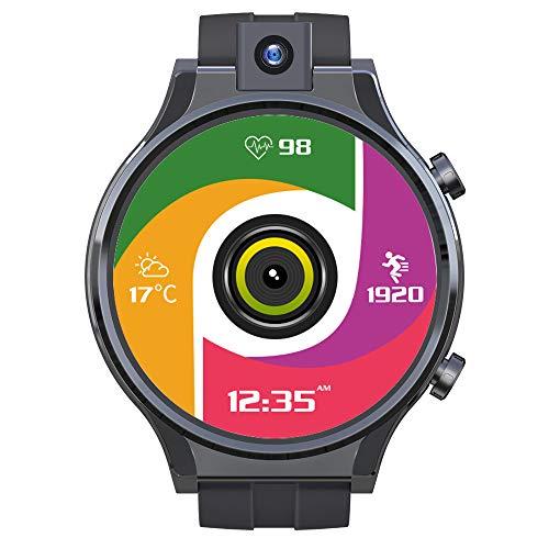Montre intelligente KOSPET PRIME 2 4G - Écran tactile 2,1' - 4Go RAM 64Go ROM - Caméra rotative 13 MP - Batterie 1600mAh - Android 10 - WiFi - GPS - Compatible avec les téléphones Android et iOS