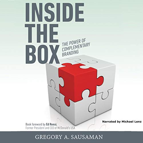 Inside the Box audiobook cover art