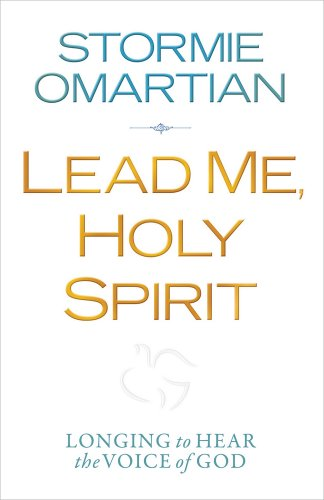 Lead Me, Holy Spirit: Longing to Hear the Voice of God