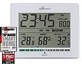 Technoline MA10402 MA10402-Monitor de Calidad de Aire, Blanco
