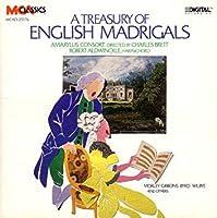 Treasury Of English Madrigals
