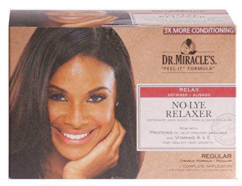 Dr.Miracle's No-Lye Relaxer REGULA