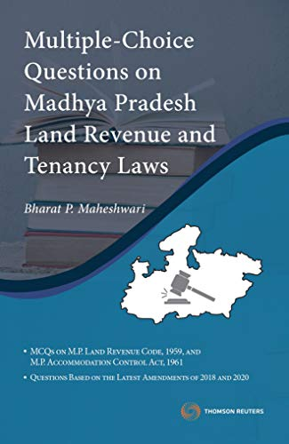 Multiple-Choice Questions on Madhya Pradesh Land Revenue and Tenancy Laws