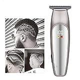 JFW-Hair Clipper Elektrische Haarschneider in der Nähe von 0mm Schneiden Baldhead Rasiermaschine...