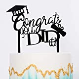 2020 Graduation Cake Topper-Congrats You Did It, Graduation Party...
