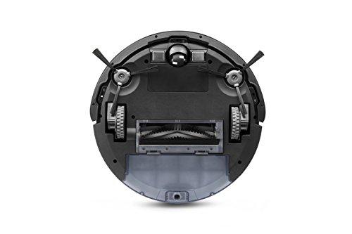 ECOVACS Robotics DEEBOT 600 - Leistungsstarker Saugroboter mit Smart Home Konnektivität und MAX-Modus, Systematische Reinigung auf Hartböden, Weiß