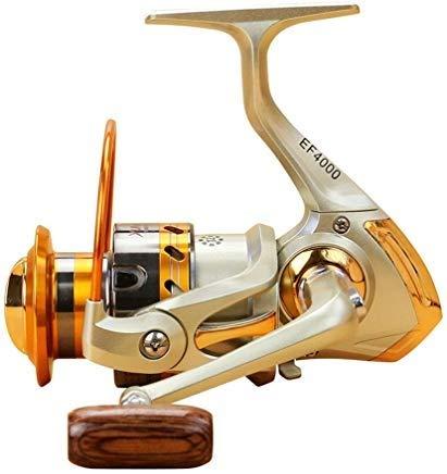 FUJGYLGL Carrete de Pesca. Carrete de Pesca. Carrete de Pesca. Carrete de Pesca. Rueda giratoria. (Size : 6000)