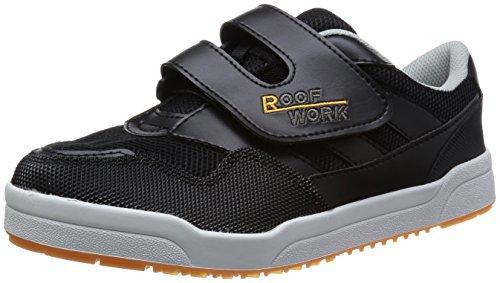 [マルゴ] 屋根用 作業靴 通気 耐滑 屈曲 耐熱 屋根やくん 02 ブラック 28 cm