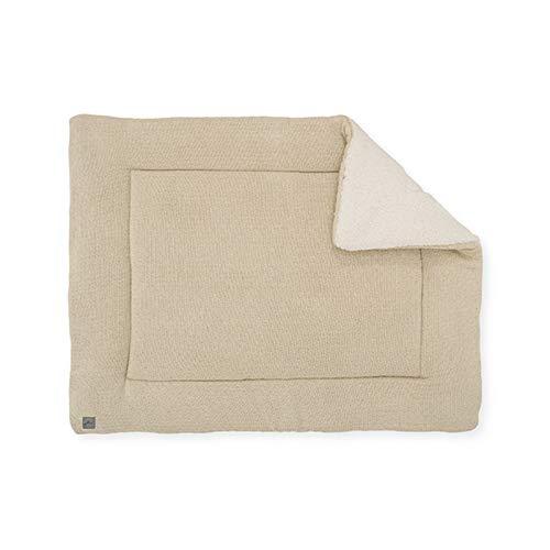 Jollein Krabbeldecke Laufgittereinlage Babydecke 80x100cm Bliss knit nougat | 017-513-65352