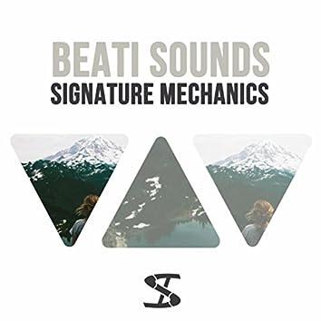Signature Mechanics