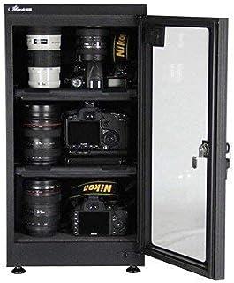صندوق تخزين جاف LCD 50L لتخزين معدات الكاميرا 25٪-75٪ RH، الكاميرا والاكسسوارات الصور