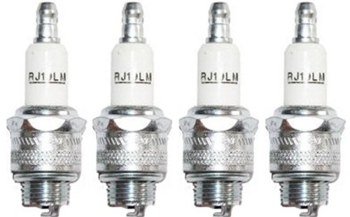 Champion RJ17LM-4PK Copper Plus Small Engine Spark Plug Stock # 856 (4 Pack)