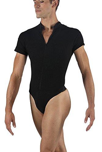 Wear Moi Condor Leotardo Hombre, Hombre, Color Negro, tamaño L