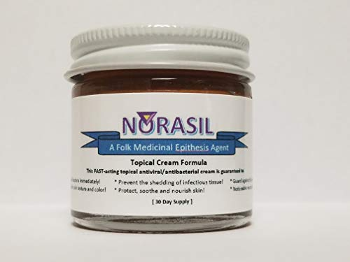 Norasil Cream - A Highly Effective Treatment for Those Suffering from: Eczema, Dermatitis, Shingles, Psoriasis, Rosacea, and Other Skin Conditions.