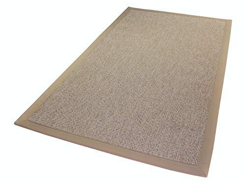 DEKOWE Teppich Naturino S2 - Classic in Natur Teppichgröße 80x150 cm