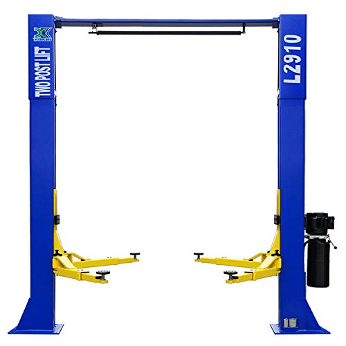 Great Features Of XK 9,000 LB Over Head L 2910 2 Post Lift Car Auto Truck Hoist / 12 Month Warranty
