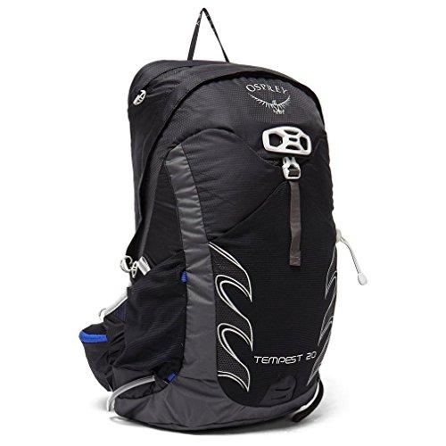 Osprey Women's Tempest 20L Rucksack Travel Bag Pack, Black, One Size