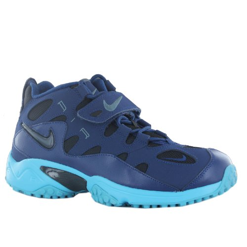 Nike Herren Stefan Janoski Max Turnschuhe Mehrfarbig (Black/Blue Void 001) 43 EU