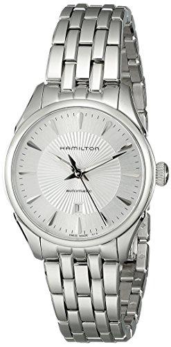 Hamilton Reloj Analogico para Mujer de Automático con Correa en Acero Inoxidable H42215151