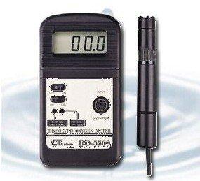 OCS.tec Sauerstoffmessgerät Tester Prüfer (Aquarium, Landwirtschaft, Fischzucht, Labor, usw.) gelöster Sauerstoff SA1
