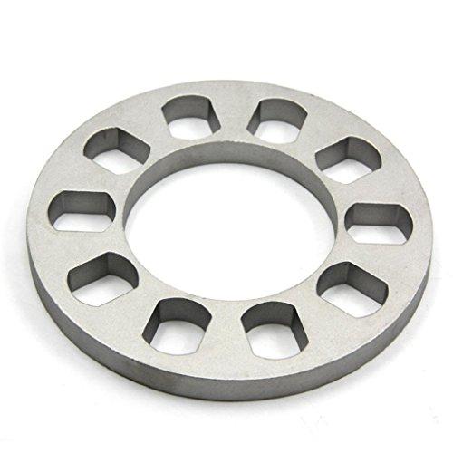 Separadores de Ruedas Reemplazo de 5 agujas 1/2 '' Spacer de rueda de aluminio 5 Lugs 5x114.3 5x120 5x120.7 5x127 originales