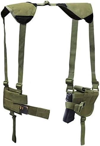 kiact Concealed Carry Shoulder Holster Vertical Shoulder Holster Adjustable for Most Handguns product image