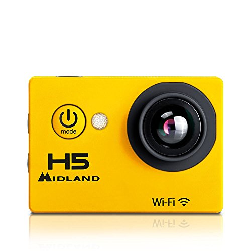 Midland H5 WiFi Action Kamera Full HD 1.5