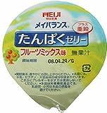 メイバランス たんぱくゼリー フルーツミックス味 58gX24