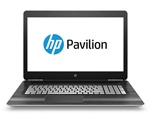 HP Pavilion 15-bc009ng 39,6 cm (15,6 Zoll / Full HD) Laptop (Intel Core i5-6300HQ, 8 GB DD R4 RAM, 1TB HDD, 256 GB SSD, NVIDIA GeForce GTX 960 M, Win 10 Home 64) silber