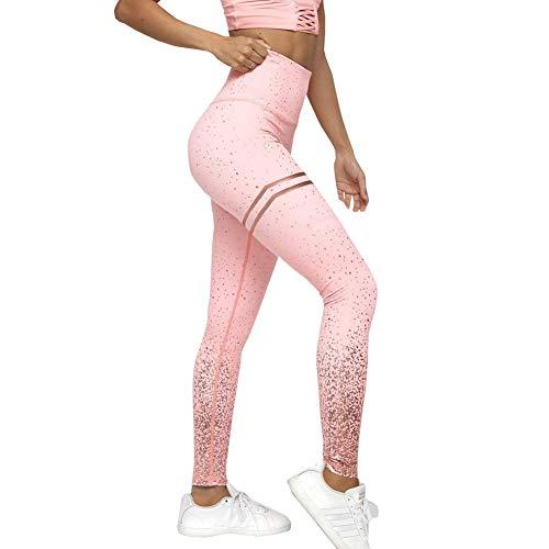 Chaochao Pantalones Deportivo Mujer Largos