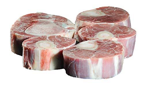 Kalbfleisch   Kalbshaxe in Scheiben [Osso Bucco]   1.800g
