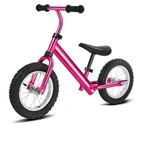 SZNWJ Ygqtbc Bicicleta de los niños - los niños Equilibrio del Coche, Ligero Bicicleta de Equilibrio for los niños pequeños, los niños - 2-7 años de