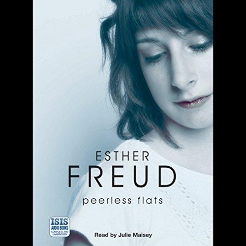 Peerless Flats audiobook cover art