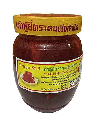 Fermented Red Bean Curd