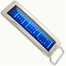 Best led scrolling belt buckle Reviews