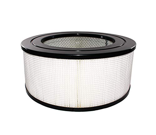LifeSupplyUSA Aftermarket 21500/21600 Replacement Filter Compatible with Honeywell Air Purifier