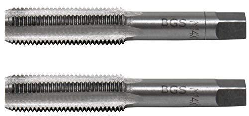 BGS 1900-M14X1.5-B | Gewindebohrer | Vor- und Fertigschneider | M14 x 1,5 | 2-tlg.