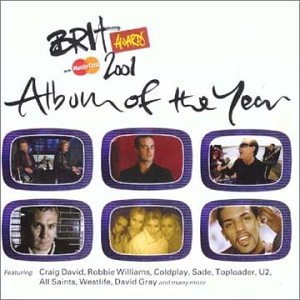 Brits - the Awards 2001