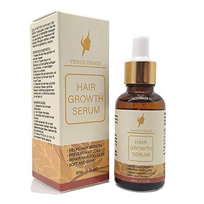 Hair Growth Serum,Hair Growth Treatment,Hair Serum,Hair Loss &Hair Thinning Treatment, Hair Growth Oil for Stronger, Thicker, Longer Hair(30ml)