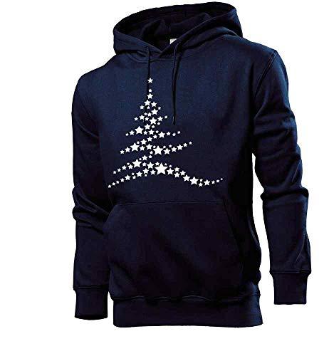 Generisch shirt84.de - Sudadera con capucha para hombre, diseño de árbol de...