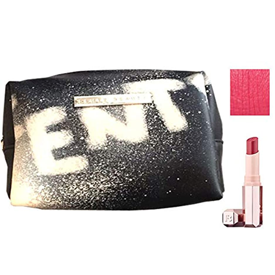 十億ブラストFENTY BEAUTY BY RIHANNA, Makeup Bag + Mini Lipstick [海外直送品] [並行輸入品]