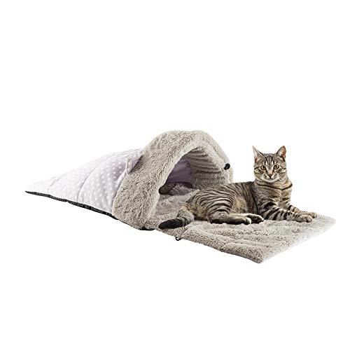JOYELF Cat Sleeping Bag Self-Warming Kitty Sack 32'X16'